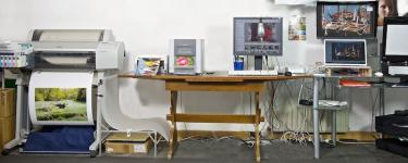 labo numérique pour tirage d'art et d'exposition photo